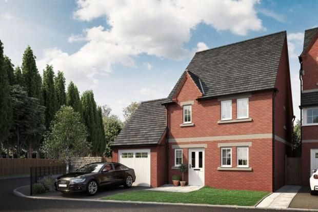 Thumbnail Detached house for sale in Sycamore Park, Moor Lane, Bestwood Village