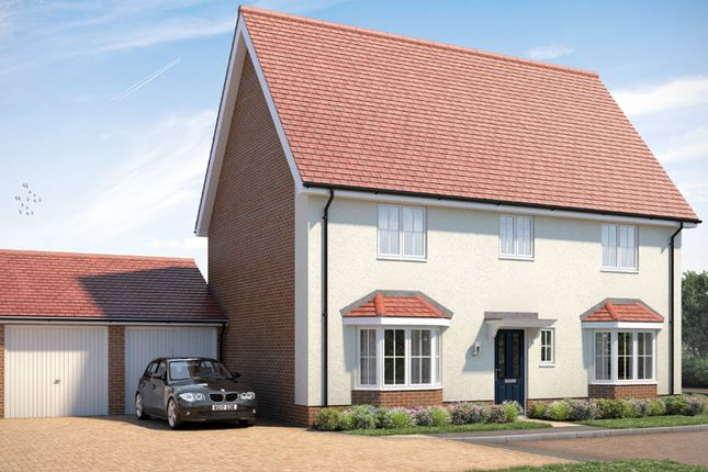 "Property for sale in ""The Copthorne"" at Yarrow Walk, Red Lodge, Bury St. Edmunds"