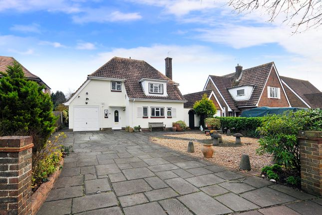 Thumbnail Detached house to rent in Aldsworth Avenue, Goring-By-Sea, Worthing