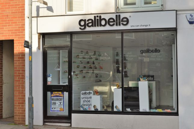 Thumbnail Retail premises to let in Ongar Road, Brentwood
