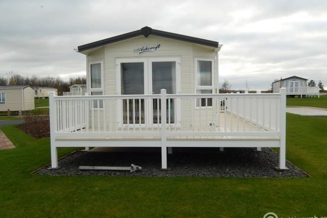 Thumbnail Mobile/park home to rent in Haggerston Berwick-Upon-Tweed