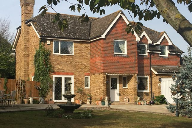 Thumbnail Detached house for sale in Hotham Close, Swanley