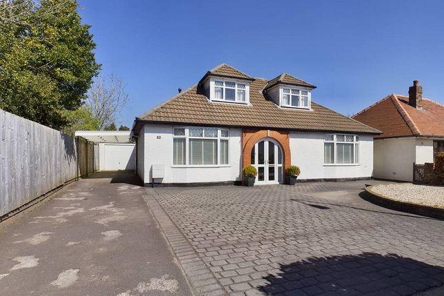 Thumbnail Detached bungalow for sale in Heol Y Deri, Rhiwbina, Cardiff.