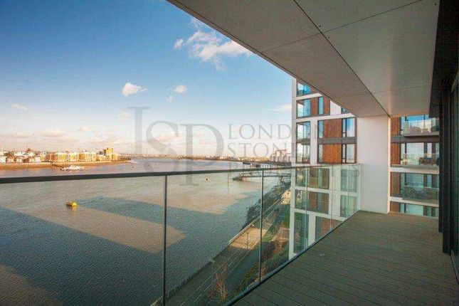 Thumbnail Flat to rent in Deveraux House, Duke Of Wellington Avenue, Royal Arsenal