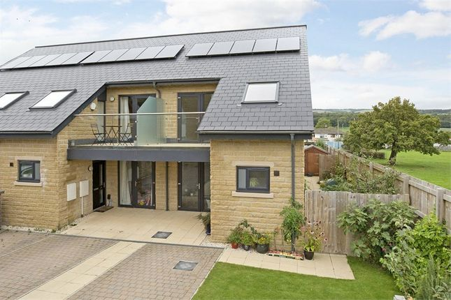 Thumbnail Semi-detached house for sale in 22 Stansfield Close, Ben Rhydding, Ilkley, West Yorkshire