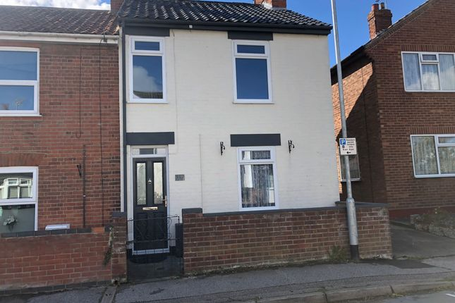 Thumbnail Terraced house to rent in Water Lane, Lowestoft