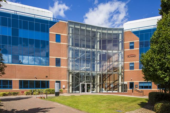 Office to let in Charnwood Campus, Loughborough