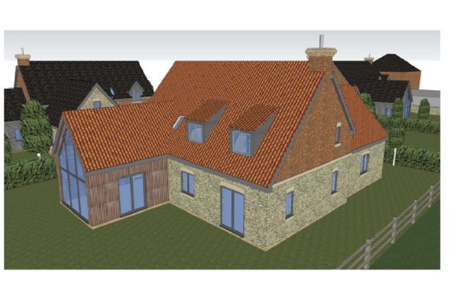 Thumbnail Detached house for sale in Dovecote Lane, Coleby