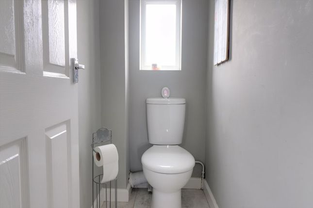 Separate WC of Ferncombe Drive, Rugeley WS15