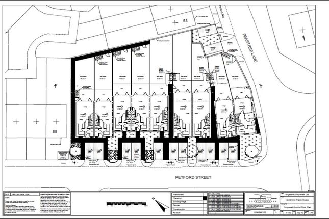 Thumbnail Land for sale in Peartree Lane, Cradley Heath