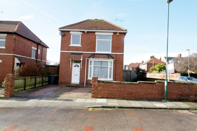 Thumbnail Detached house for sale in Tynedale Road, South Shields