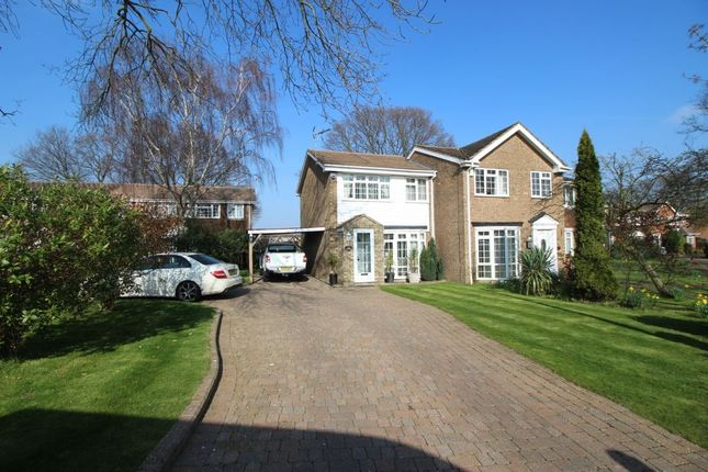 Thumbnail Property to rent in Meadow Close, Chatham
