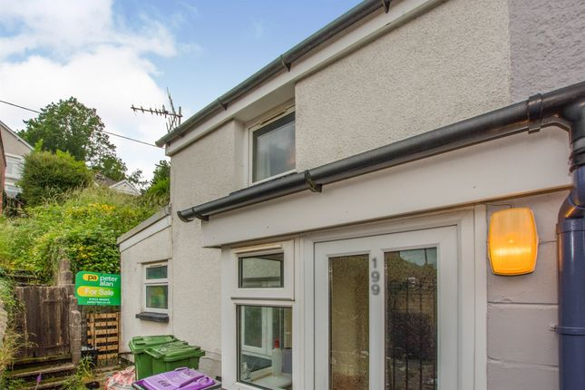 Semi-detached house for sale in Manor Road, Abersychan, Pontypool