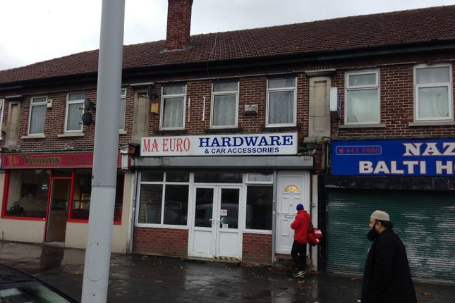 Thumbnail Property to rent in Burnage Lane, Manchester