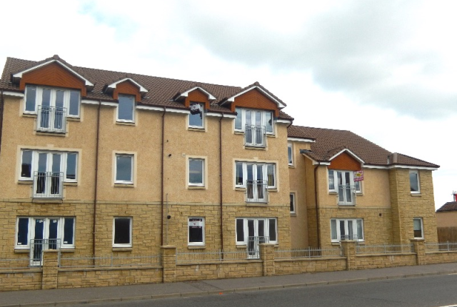 Thumbnail Flat to rent in Derby Gate, Bellshill, North Lanarkshire, 1Fg