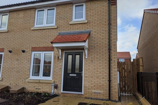 Thumbnail Property to rent in Crossbill Close, Guisborough
