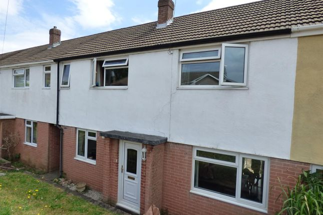 Thumbnail Terraced house to rent in Middle Way, Bulwark, Chepstow