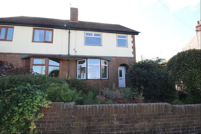 Thumbnail Semi-detached house for sale in Clough Dene, Tantobie, Stanley