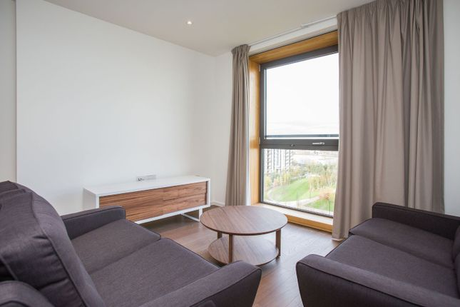 3 bed flat to rent in Anthems Way, Olympic Park, London