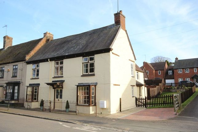 Thumbnail Semi-detached house for sale in Main Street, Tingewick, Buckingham