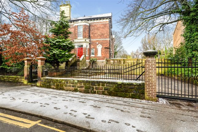 Thumbnail Semi-detached house for sale in Victoria Road, Huyton, Liverpool