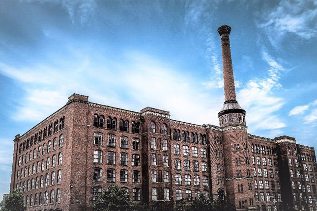 Thumbnail Flat for sale in Victoria Mill, Manchester