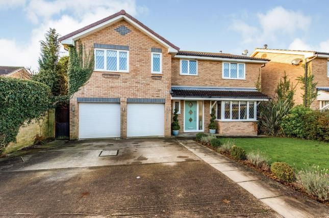 Thumbnail Detached house for sale in Caterton Close, Yarm, Stockton On Tees