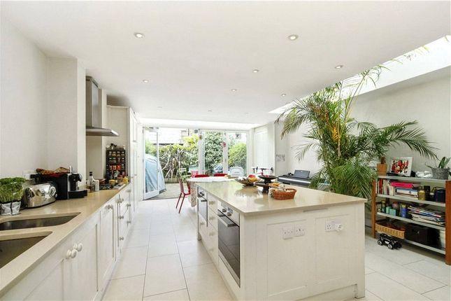 Thumbnail 5 bedroom terraced house for sale in Bramfield Road, London