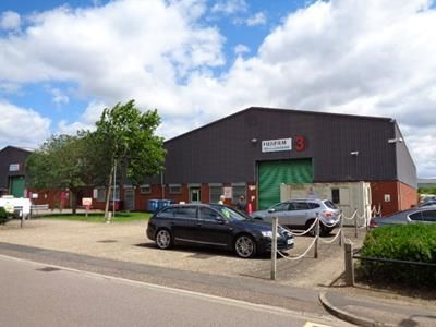 Thumbnail Light industrial to let in Units 3-4, St Martins Business Centre, St Martins Way, Bedford, Bedfordshire