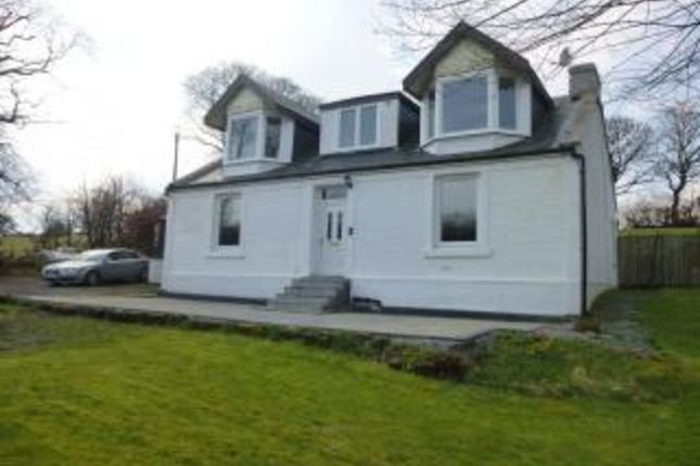 Thumbnail Detached house for sale in Stirling Road, Riggend, Airdrie