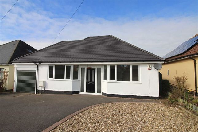 Thumbnail Detached bungalow for sale in Kingsley Road, Allestree, Derby