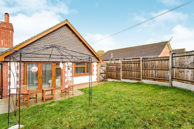 Thumbnail Bungalow to rent in Victory Avenue, Waterlooville