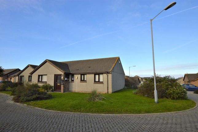 Thumbnail Detached bungalow for sale in Wheal Agar, Pool, Redruth, Cornwall
