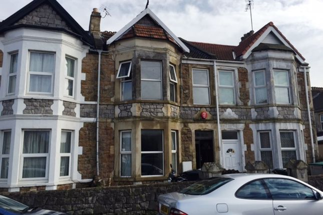 Thumbnail Flat to rent in Churchill Road, Weston-Super-Mare