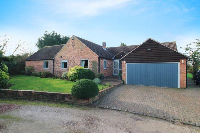 Thumbnail Detached bungalow for sale in Manor Farm Close, Bradmore, Nottingham