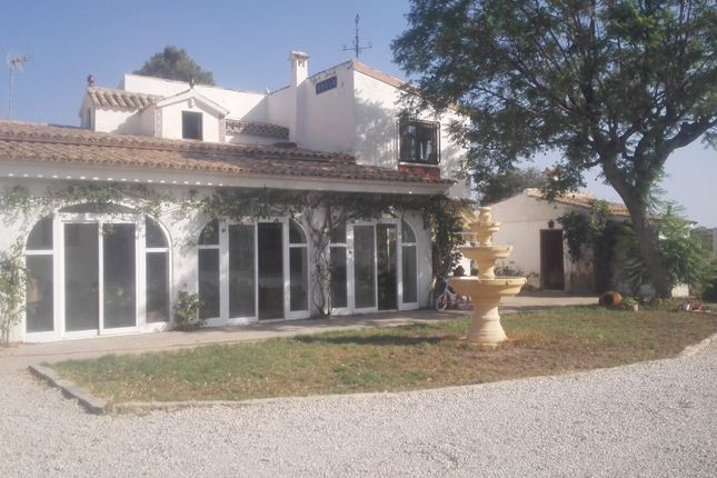 4 bed finca for sale in Moli Nou, Mutxamel, Alicante, Valencia, Spain