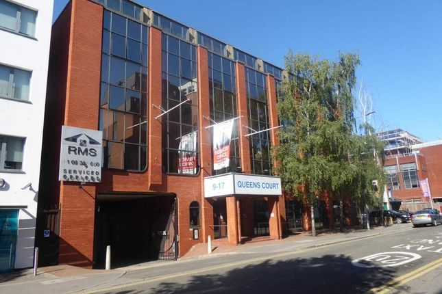Thumbnail Office to let in Queens Court, Romford