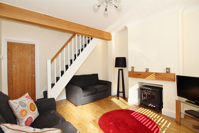 2 bed terraced house for sale in Castle Street, Greenhithe