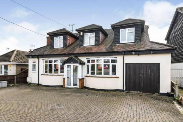 Thumbnail Property for sale in Benfleet, Essex