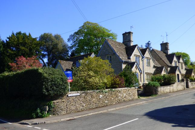 Thumbnail Detached house for sale in Church Road, Kemble, Gloucestershire