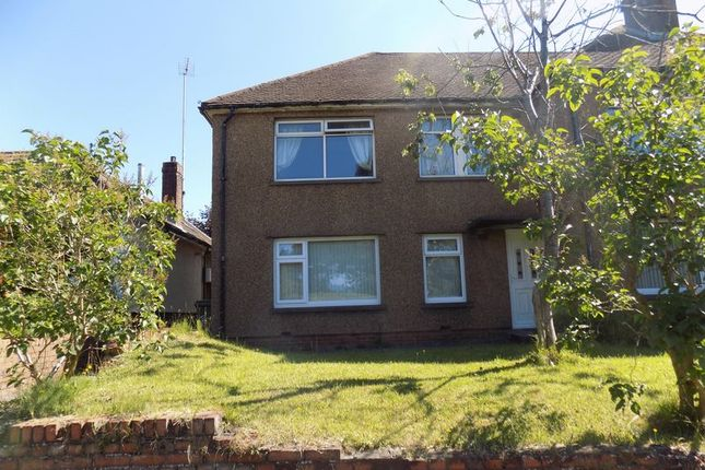 Thumbnail Flat for sale in Brynhyfryd, Caerphilly