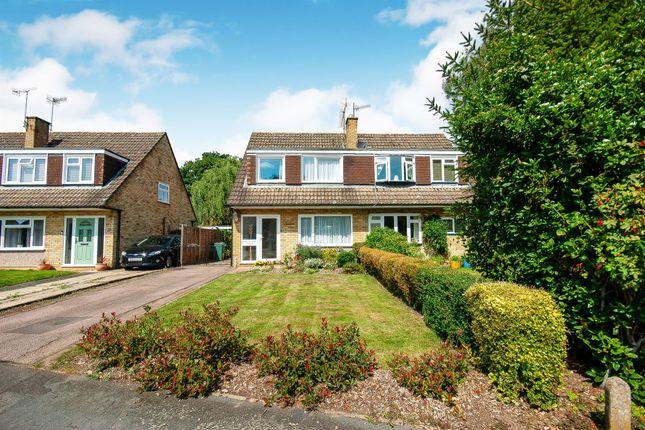 Thumbnail Semi-detached house for sale in Manor House Gardens, Edenbridge