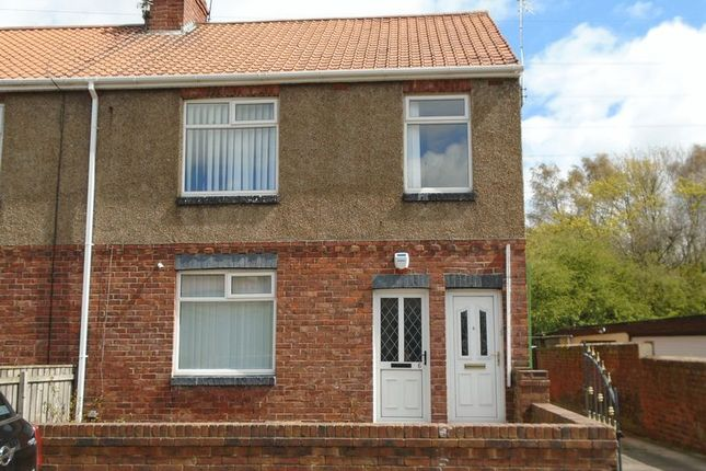 Thumbnail Flat to rent in Wilson Avenue, East Sleekburn, Bedlington
