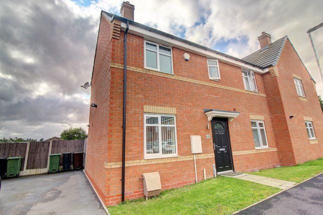 Front of Shropshire Close, Walsall WS2