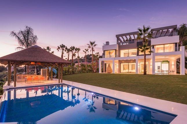 Thumbnail Detached house for sale in Los Flamingos, Benahavis, Benahavís, Málaga, Andalusia, Spain
