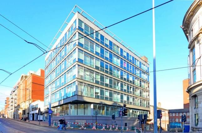1 bed flat for sale in Broughton House, 50 West Street, Sheffield, South Yorkshire S1
