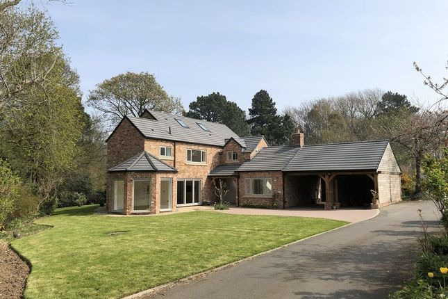 Thumbnail Detached house for sale in The Paddock, Eaglescliffe