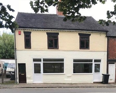 Thumbnail Office for sale in 45, 47, 47A Church Street, Silverdale, Staffordshire
