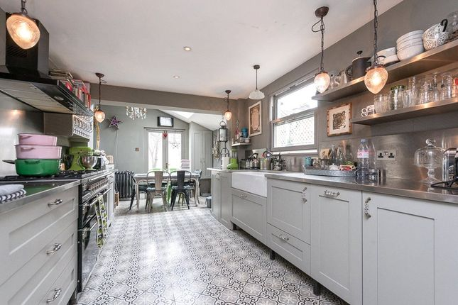 Thumbnail 4 bed terraced house to rent in St. Margarets Road, London