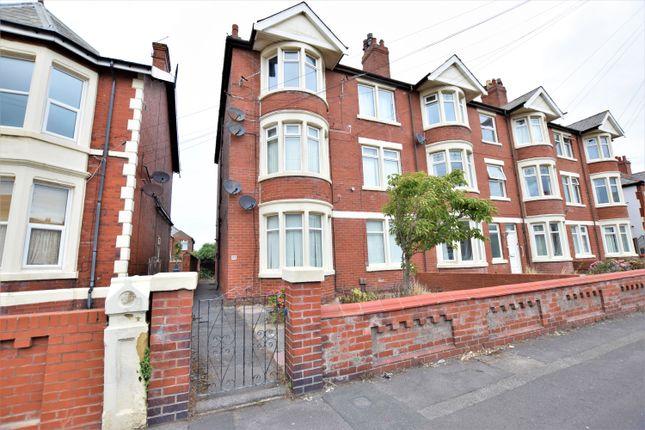 3 bed flat for sale in Burlington Road, Blackpool FY4